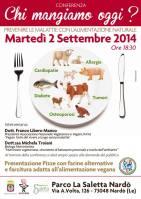Conferenza di flm a Nardò di Lecce