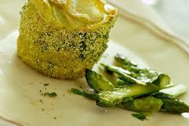 Patate ripiene di asparagi e ricotta