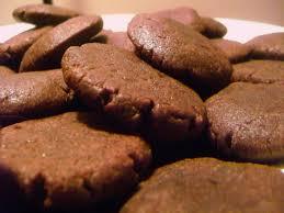Biscotti veg al cioccolato