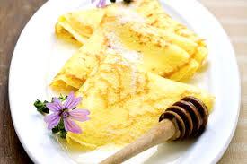 Crêpes di patate