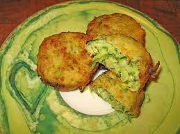 Polpette veg di zucchine e patate aromatizzate al curry
