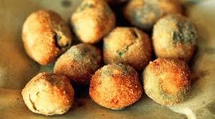 Olive ascolane veg
