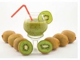 Sorbetto di kiwi e banane