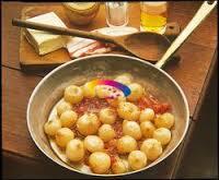 Cipolle piccanti al pomodoro