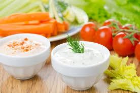 Salsa veg di yogurt e melanzane