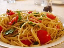 Spaghetti vesuviani