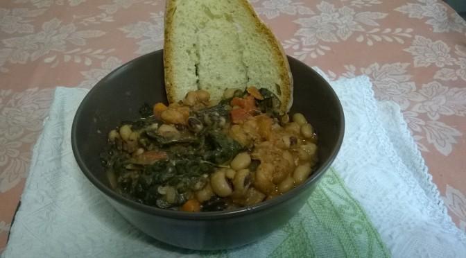 Zuppa di Cavolo Nero alla Toscana