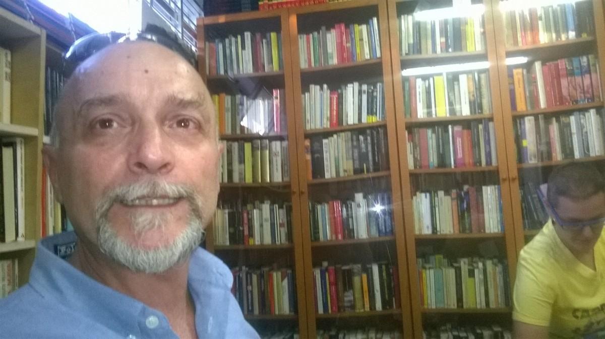 Inaugurata a La Rustica la Biblioteca Popolare Liber Liber. Intervista a Claudio Scarpellini