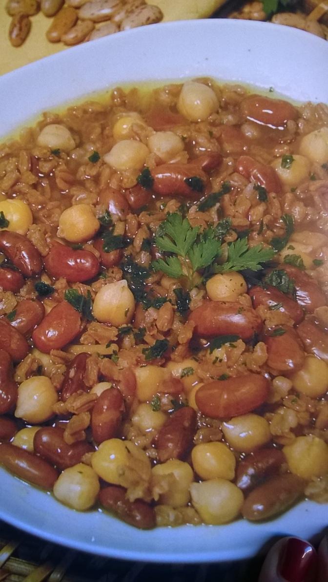 Mesciua (zuppa ligure)