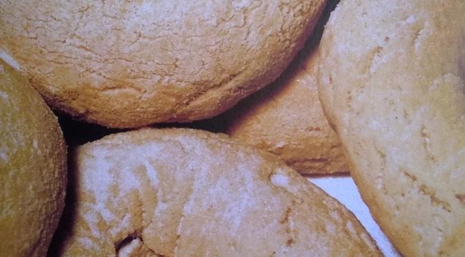 Biscotti veg aromatizzati all'anice