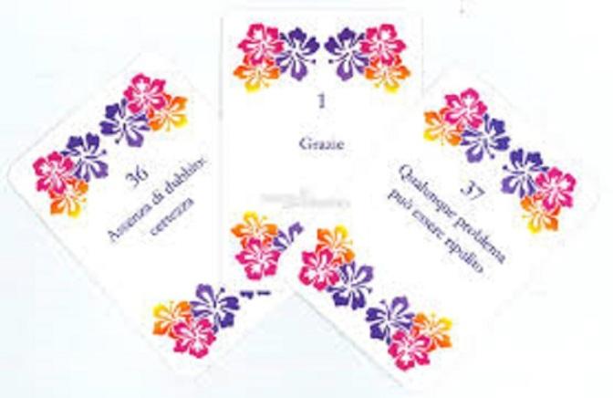 """Stefania Montagna """"Carte Ho'Oponopono. Vivere a Ritmo con la Divinità"""""""