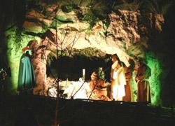 Rievocazione Storica del Primo Presepe e Mercatino di Natale di Greccio