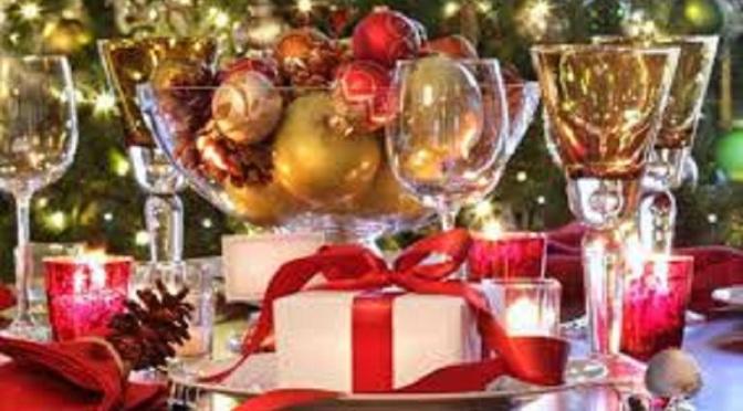 Il Menù di Natale 2017 di #VerdeNatura