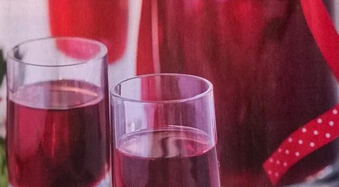 Liquore di more (Ricetta e realizzazione confezione regalo)