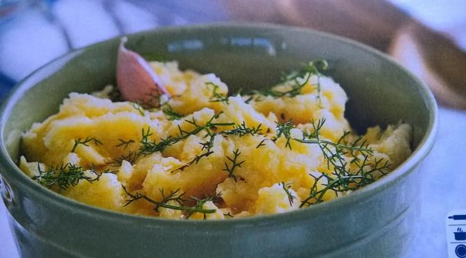 Skordalià (Ricetta vegan greca)